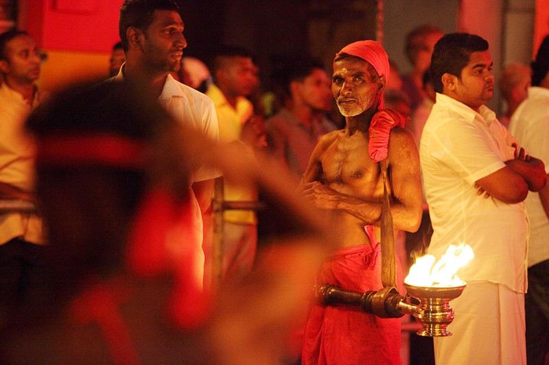Photography from the Esala Perahera in Kandy, Sri Lanka.