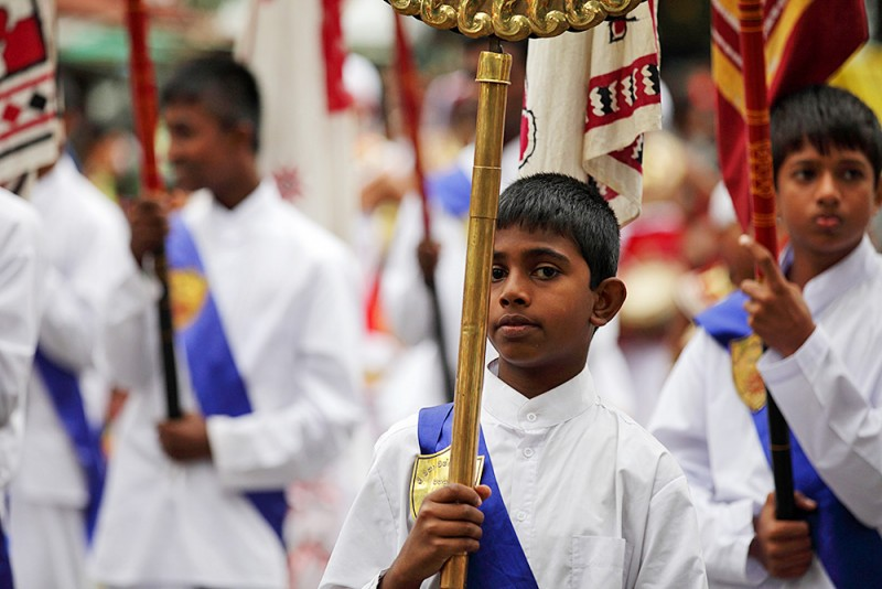 Esala Perahera, Kandy, Sri Lanka
