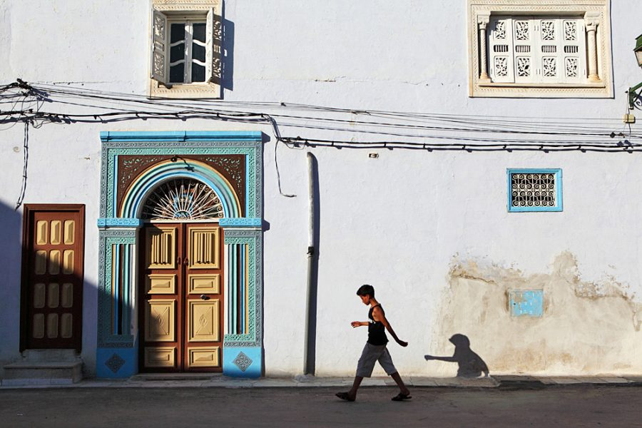 Travel photography from Tunisia