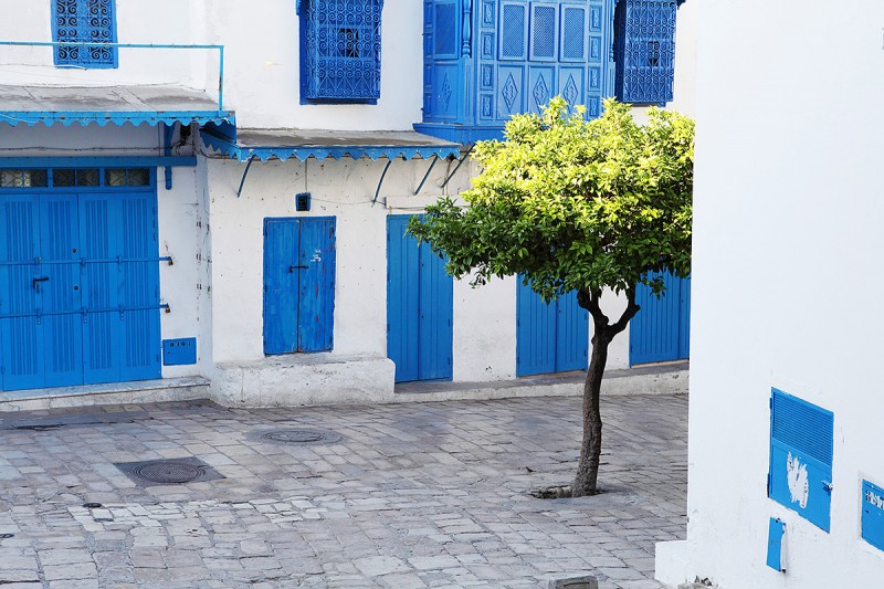Travel photography from Tunisia.