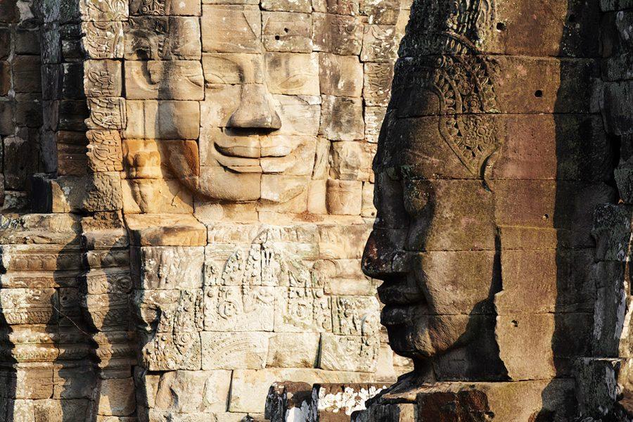 Travel photography from Angkor Wat, Cambodia.