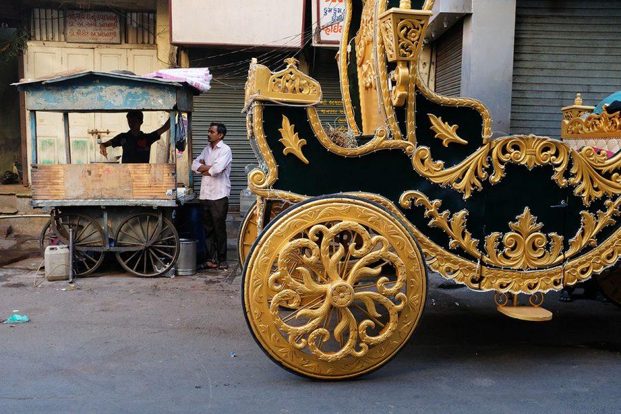 Street photography, Ahmedabad, India