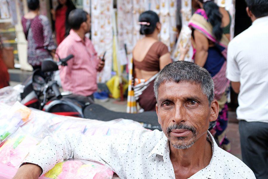 Street photography, Mumbai, India